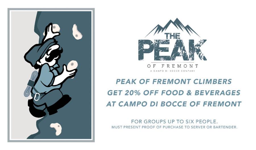 The Peak of Fremont