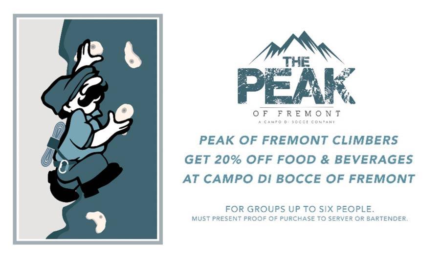Peak of Fremont